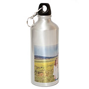 Botella Aluminio 600ml